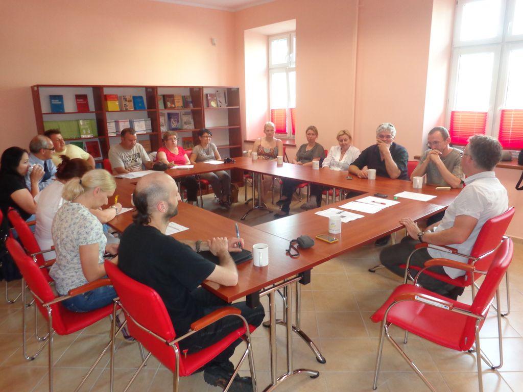 I spotkanie branżowe dla suwalskich organizacji pozarządowych działających na rzecz dzieci i młodzieży