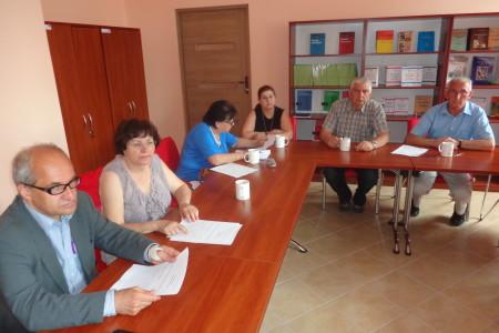 Za nami seminarium branżowe dla suwalskich NGOs zajmujących się w swej działalności problematyką osób starszych