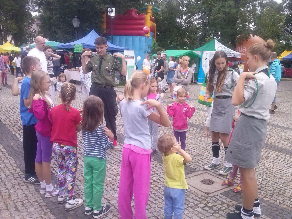 Organizacje Pozarządowe na Jarmarku Kamedulskim