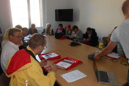 Wizyta studyjna suwalskich organizacji pozarządowych