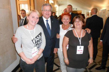 Suwalskie organizacje pozarządowe na VII Ogólnopolskim Forum Inicjatyw Pozarządowych